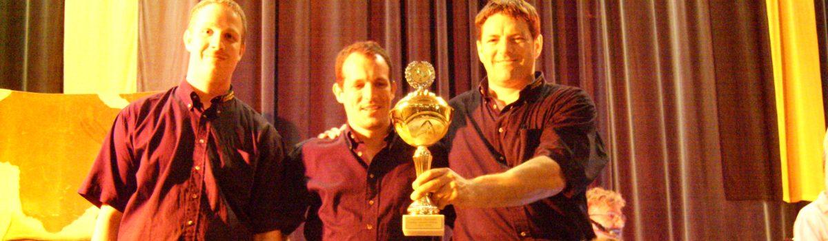 Olympisches Gold für die Freiwillige Feuerwehr Gablingen