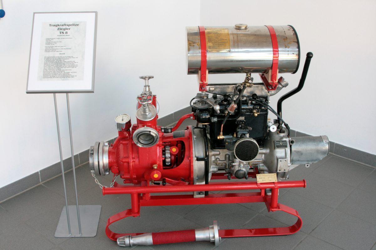 Tragkraftspritze - TS8