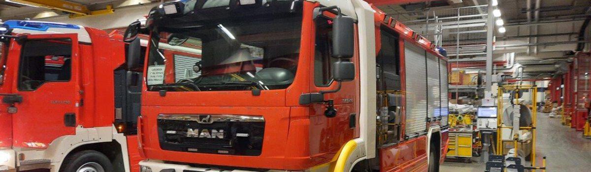 Neues Löschgruppenfahrzeug – LF20