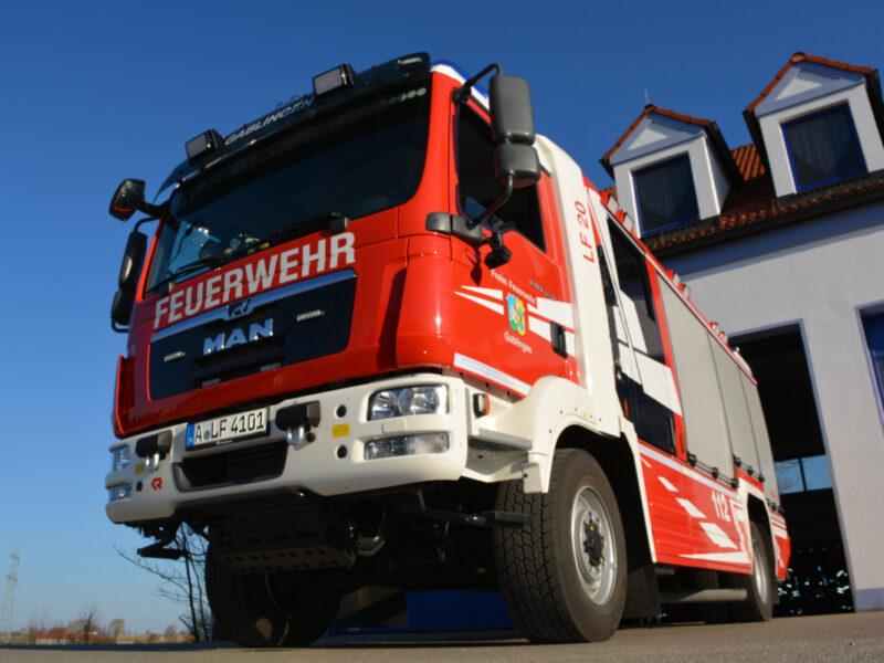 Löschgruppenfahrzeug LF 20/30
